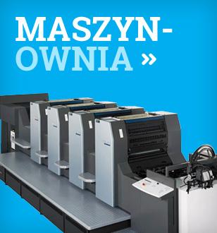 Maszynownia - Park Maszyn